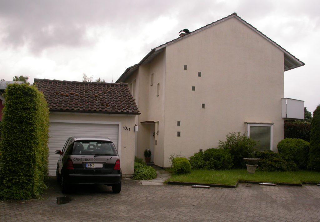 04 Dachaufstockung Bestand, Kressbronn 2015