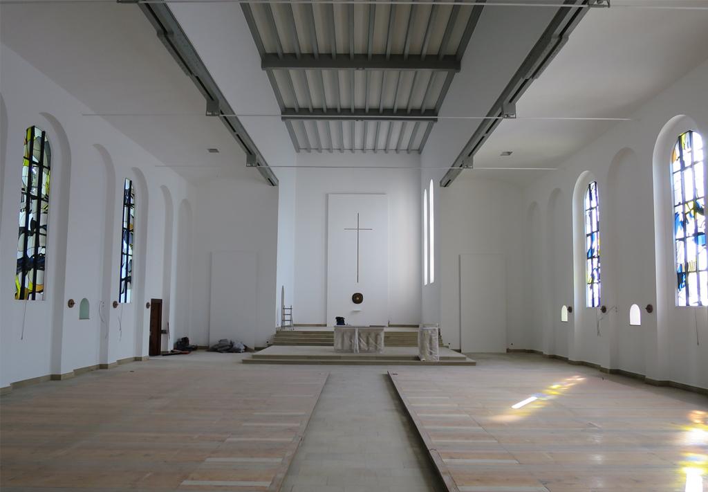 Kath kirche kressbronn architektur innenarchitektur for Architektur innenarchitektur