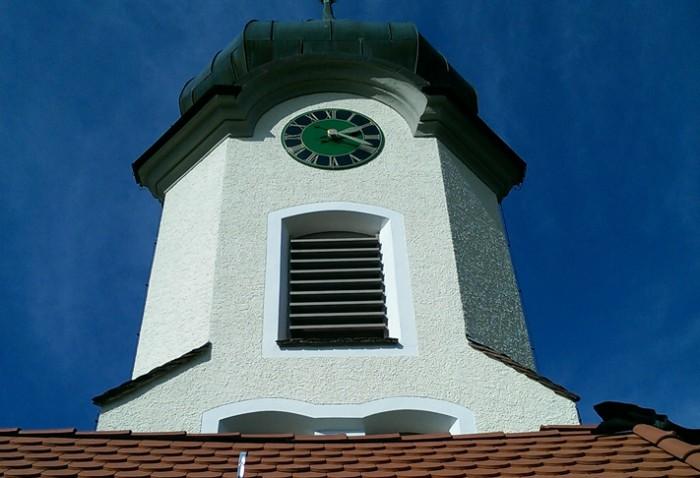 Kath. Kirche Krumbach Außensanierung 11