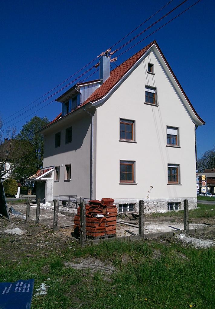 Sanierung mehrfamilienhaus 30er oberteuringen architektur for Innenarchitektur 30er